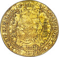 Great Britain: James I (1603-1625) gold Rose Ryal ND (1611-1612) XF45 PCGS