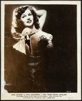 """Movie Posters:Musical, You Were Never Lovelier & Other Lot (Columbia, 1942). Fine. Photos (3) (8"""" X 10""""). Musical.. ... (Total: 3 Items)"""