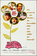 "Movie Posters:Comedy, The Love Bug (Buena Vista, 1969). Folded, Fine+. Three Sheet (41"" X60""). Comedy.. ..."
