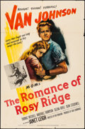 "Movie Posters:Romance, The Romance of Rosy Ridge (MGM, 1947). Folded, Fine. One Sheet (27""X 41""). Romance.. ..."