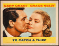 """Movie Posters:Hitchcock, To Catch a Thief (Paramount, 1955). Fine/Very Fine. Lobby Card (11""""X 14""""). Hitchcock.. ..."""