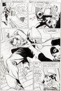 Original Comic Art:Panel Pages, Gil Kane and Murphy Anderson Detective Comics #384 Pages 27and 28 Original Art (DC, 1969).