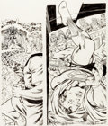 Original Comic Art:Covers, Murphy Anderson Superman's Pal, Jimmy Olsen #147 Unused Cover Original Art (undated)....