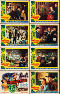 """Movie Posters:Western, The Fabulous Texan & Other Lot (Republic, 1947). Overall: VeryFine-. Lobby Card Sets of 8 (3) (11"""" X 14"""") with Autog..."""