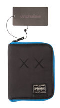 Collectible:Contemporary, KAWS X Porter. Wallet, c. 2008. Polyester wallet . 6-1/2 x 5 x 1 inches (16.5 x 12.7 x 2.5 cm) . Produced by Porter, Tok...