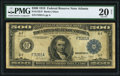 Fr. 1132-F $500 1918 Federal Reserve Note PMG Very Fine 20 Net