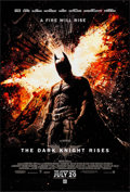 "Movie Posters:Action, The Dark Knight Rises (Warner Brothers, 2012). Rolled, Very Fine+.One Sheet (27"" X 40"") DS Advance. Action.. ..."