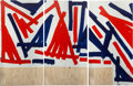 Fine Art - Painting, American:Contemporary   (1950 to present), RETNA (American, b. 1979)Untitled, ...