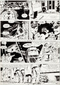 """Original Comic Art:Panel Pages, Neal Adams and Dick Giordano National Lampoon #34 Jan-1973Story Page 8 """"The Adventures of D..."""