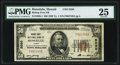 National Bank Notes:Hawaii, Honolulu, HI - $50 1929 Ty. 1 Bishop First NB Ch. # 5550 PMG Very Fine 25.. ...