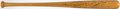 Autographs:Bats, 1958 Kansas City Athletics Team Signed Bat with Roger Maris....