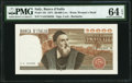 World Currency, Italy Banca d'Italia 20,000 Lire 1975 Pick 104 PMG Choice Uncirculated 64 EPQ.. ...