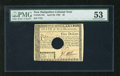 Colonial Notes:New Hampshire, New Hampshire April 29, 1780 $5 PMG About Uncirculated 53. Boldsignatures and serial number are found on this attractive ca...