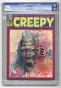 Magazines:Horror, Creepy #41 (Warren, 1971) CGC NM+ 9.6 Off-white to white pages. ...