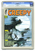 Magazines:Horror, Creepy #23 (Warren, 1968) CGC NM+ 9.6 Off-white pages. Tom Sutton cover. Sutton, Alex Toth, and Angelo Torres art. Overstree...