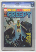 Magazines:Horror, Creepy #57 (Warren, 1973) CGC NM+ 9.6 Off-white pages. ...
