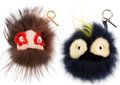 "Luxury Accessories:Accessories, Fendi Set of Two: Fox Fur Bag Charms. Condition: 2. 5"" Width x 5"" Height x 5"" Depth. ... (Total: 2 Items)"