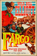 """Movie Posters:Western, Fargo & Other Lot (Monogram, 1952). Folded, Overall: Fine/Very Fine. One Sheet (27"""" X 41""""), Lobby Card Sets of 8 (3 Sets) (1... (Total: 38 Items)"""