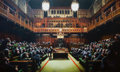 Prints & Multiples:Contemporary, After Banksy . Monkey Parliament, poster, 2009. Offset lithograph in colors on paper. 20-7/8 x 33 inches (53.0 x 83.8 cm...