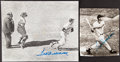 Autographs:Photos, Ted Williams Signed Photograph Lot of 2....
