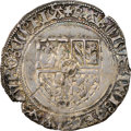 Belgium: Flanders. Charles the Bold of Burgundy (1467-1477) Double Patard (Dubbele Stuiver) ND XF40 NGC