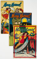 Golden Age (1938-1955):Superhero, Mary Marvel Comics Group of 8 (Fawcett Publications, 1946-48) Condition: Average VG+.... (Total: 8 Comic Books)
