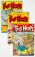 Golden Age (1938-1955):Humor, The Adventures of Bob Hope Group of 6 (DC, 1950-53) Condition: Average VG/FN.... (Total: 6 Comic Books)