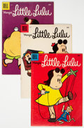 Silver Age (1956-1969):Humor, Marge's Little Lulu #1-199 Near-Complete Series Box Lot (Dell/Gold Key, 1948-71) Condition: Average VG+....