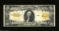 Large Size:Gold Certificates, Fr. 1187 $20 1922 Gold Certificate About Very Fine. Gold ...