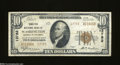Washington, DC - $10 1929 Ty. 2 Hamilton NB Ch. # 13782 This is the denomination that everybody wants on this bank, due...