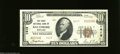 National Bank Notes:Maryland, Baltimore, MD - $10 1929 Ty. 2 The First NB Ch. # ...