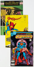 Modern Age (1980-Present):Superhero, DC Modern Age Comics Group of 39 (DC, 1971-94) Condition: Average FN.... (Total: 39 Items)