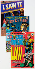 Modern Age (1980-Present):Miscellaneous, Modern Age Independent Comics Group of 95 (Various Publishers, 1980's) Condition: Average FN/VF.... (Total: 95 Items)