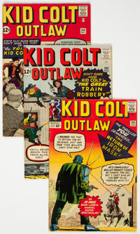 Kid Colt Outlaw Group of 28 (Marvel, 1962-68) Condition: Average FN+.... (Total: 28 Comic Books)