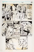 Original Comic Art:Panel Pages, Marc Silvestri and Dan Green Wolverine #50 Page 14 Original Art (Marvel Comics, 1992)....