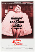 """Movie Posters:Adult, All the Loving Couples (U-M Film Distributors, 1969). Folded, Very Fine. One Sheet (27"""" X 41""""). Adult.. ..."""