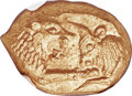 Ancients:Greek, Ancients: LYDIAN KINGDOM. Croesus and later (ca. 561-546 BC). AV stater (16mm, 8.05 gm). NGC MS 5/5 - 3/5....