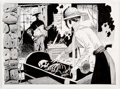 Original Comic Art:Panel Pages, Kevin O'Neill The League of Extraordinary Gentlemen #4 Illustration Original Art (DC, 2003)....