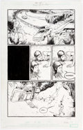 Original Comic Art:Panel Pages, Farel Dalrymple and Paul Hornschemeier Omega: The Unknown #1 Story Page 7 Original Art (Marvel Comics, 2007)....