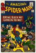 Silver Age (1956-1969):Superhero, The Amazing Spider-Man #27 (Marvel, 1965) Condition: FN....