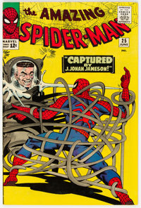 The Amazing Spider-Man #25 (Marvel, 1965) Condition: FN/VF