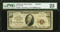 Lakehurst, NJ - $10 1929 Ty. 1 The First National Bank Ch. # 12571 PMG Very Fine 25