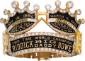 Boxing Collectibles:Memorabilia, 2000's Riddick Bowe Personally Owned Bracelet. ...