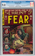 Golden Age (1938-1955):Horror, Haunt of Fear #26 Gaines File Pedigree 12/12 (EC, 1954) CGC VF/NM 9.0 White pages....