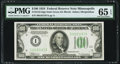 Fr. 2152-I $100 1934 Dark Green Seal Federal Reserve Note. PMG Gem Uncirculated 65 EPQ
