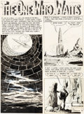 "Original Comic Art:Complete Story, Al Williamson, Frank Frazetta, and Roy Krenkel Weird Science #19 Complete 7-Page Story ""The One Who Waits"" Origina... (Total: 7 Original Art)"