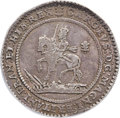 Great Britain: Charles I (1627-1649) Pound 1642 XF40 NGC