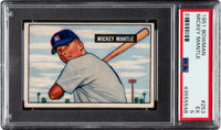 1951 Bowman Mickey Mantle #253 PSA EX 5