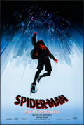 "Movie Posters:Action, Spider-Man: Into the Spider-Verse (Sony, 2018). Rolled, Very Fine. One Sheet (27"" X 40"") DS Advance. Action.. ..."