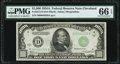 Small Size:Federal Reserve Notes, Fr. 2212-D $1,000 1934A Federal Reserve Note. PMG Gem Uncirculated 66 EPQ.. ...
